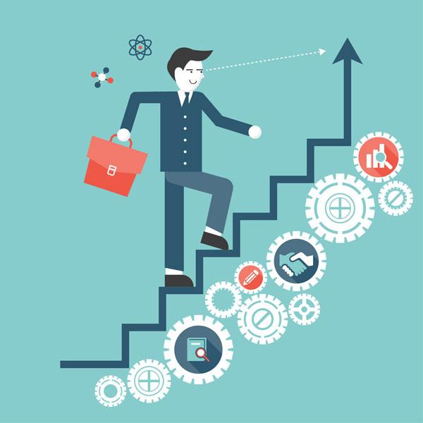 مبانی نظری و پیشینه تحقیق درباره موفقیت شغلی