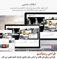 قالب وردپرس انفولد Enfold نسخه 4.2.6 فارسی